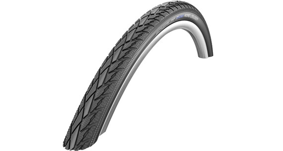 "SCHWALBE Road Cruiser dæk Active 26"" K-Guard trådkant sort"